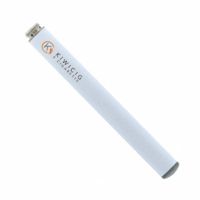 White battery for Disposable E-cigarette