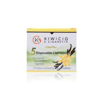 KiwiCig Vanilla Cartridges