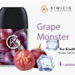 Grape Monster disposable vape pods