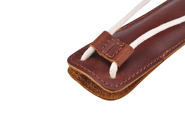 Leather pouch for KiwiPod N1