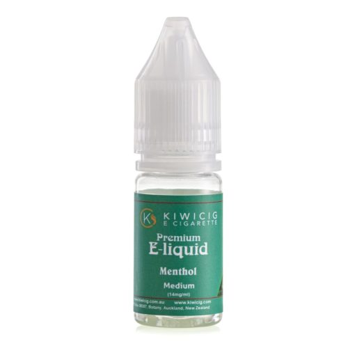 Green Premium Menthol Flavoured E-Juice