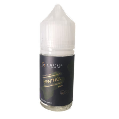 Refreshing Menthol tobacco E-Liquid flavoured vape liquid, e juice for e-cigarettes and vape devices in vape shop auckland and vape deliveries available