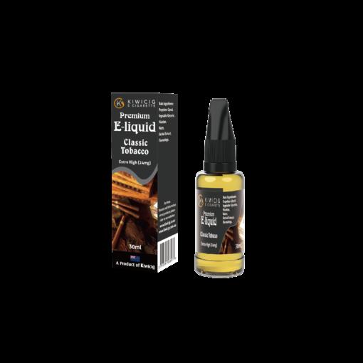 Kiwicig Classic Tobacco Premium E-liquid