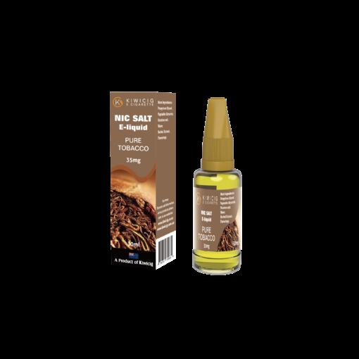 Pure tobacco nicotine salt 35mg